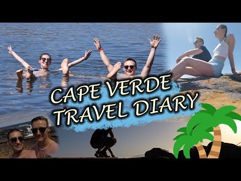 Travel Diary | Cape Verde