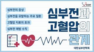 심부전과 고혈압의 관계