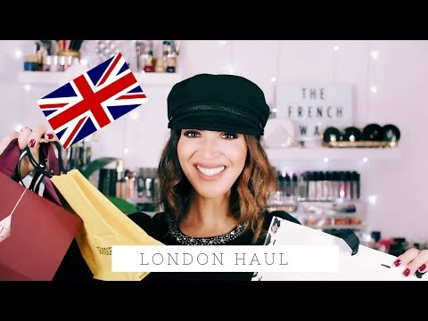 London Haul l Beauty - Fashion & More ...