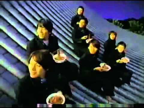 関ジャニ 日清食品 CM スチル画像。CM動画を再生できます。