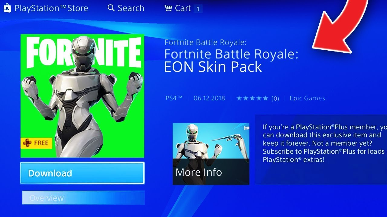 Fortnite eon bundle
