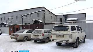 Рабочего задавил грузовой лифт в Иркутске