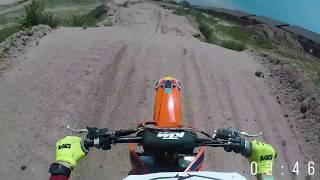 Tyler Monks Full Practice Moto | GoPro