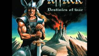 Attack - Destinies of War - 1989 (Full Album)