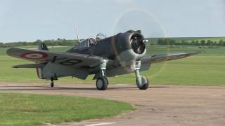 The Pacific Warbirds At The American Air Show Duxford 2016