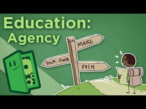 Education: Agency - How Games Empower Us - Extra Credits