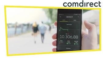 comdirect trading App: Einfach. Überall. Handeln. | comdirect