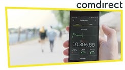 comdirect trading App: Einfach. Überall. Handeln. | comdirect
