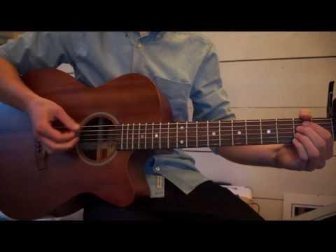 Imagine Dragons - Monster - Guitar Cover | Mattias Krantz