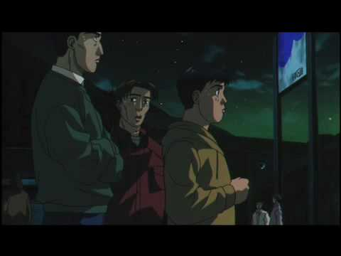 Initial D 3rd Stage - Now On DVD & Digital - Anime Clip 4
