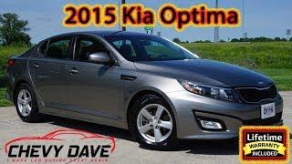 2015 Kia Optima Review and It