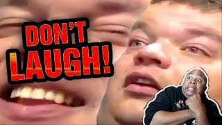 THE EASIEST TRY NOT TO LAUGH CHALLENGE ON YOUTUBE