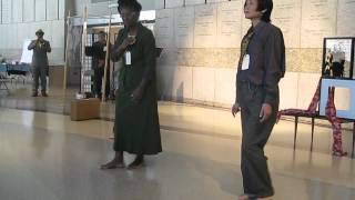 Dance in honor of Yuri Kochiyama: When Dreams Are Interrupted: Purple Moon Dance Project