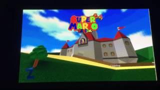 Tous les emplacements de bouchons de puissance dans super Mario 64 ROBLOX Edition