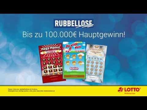 Rubbellose Niedersachsen