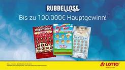Rubbellose von LOTTO Niedersachsen - Jetzt auch im Internet!