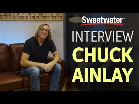 Sweetwater Interviews Chuck Ainlay