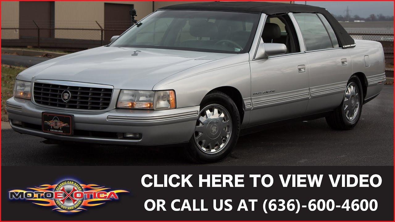 Maxresdefault on 1999 Cadillac Deville