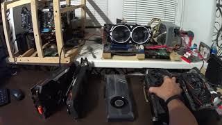Распаковка и обзор почти всех GTX 1060 6gb часть 2 (до теста в майнинге)