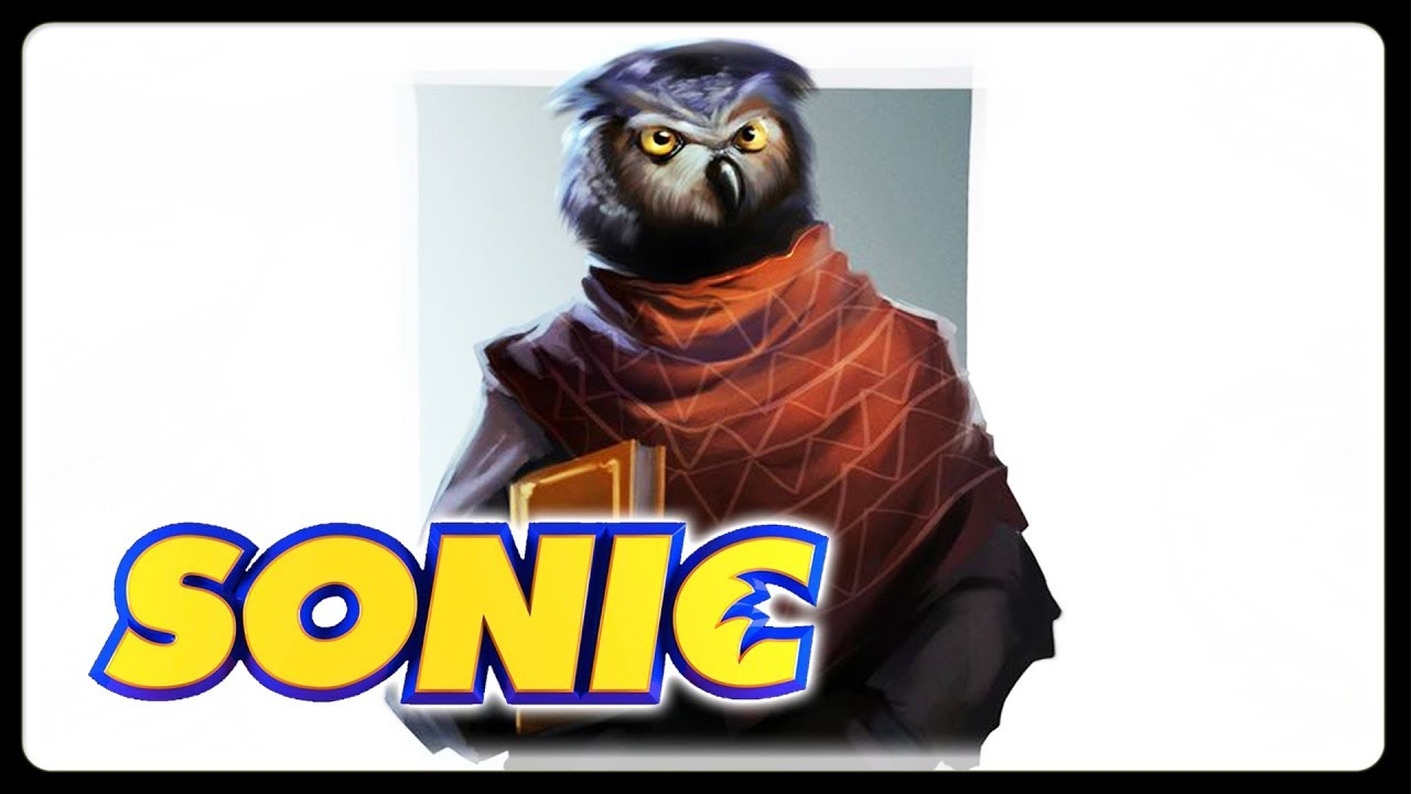 Sonic 2020 Movie Longclaw The Owl Confirmed Final Trailer Coming Soon Youtube