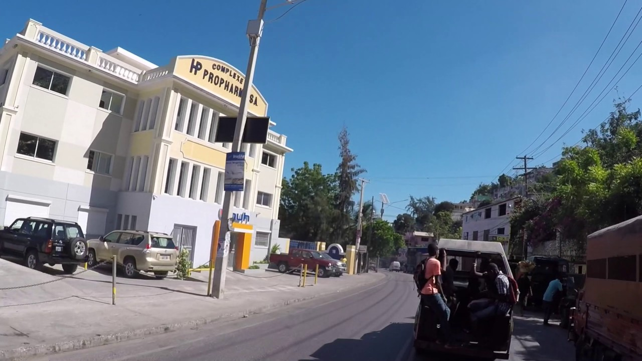 Haiti Petionville Centre Ville Gopro Haiti Petionville City