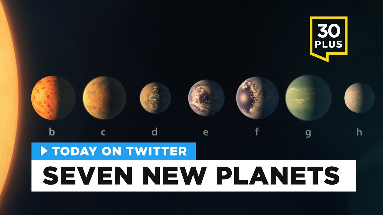 newest planets discovered today - photo #28