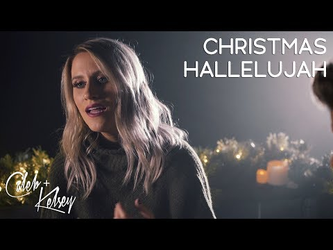 Christmas Hallelujah  | Caleb and Kelsey