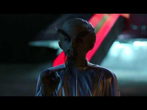 Alien Wall From X-Files Season 11 Episode 4
