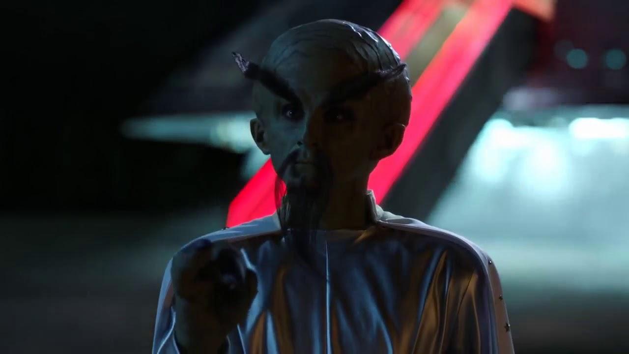 Download Alien Wall From X-Files Season 11 Episode 4