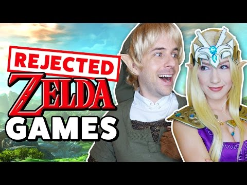 Thumbnail: REJECTED ZELDA GAMES