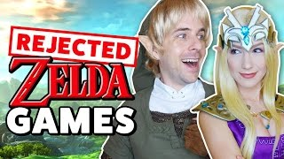 REJECTED ZELDA GAMES