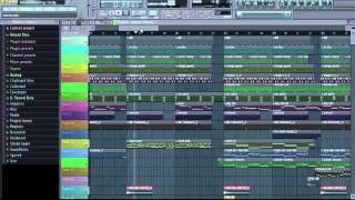 Making a mid tempo Afrobeat song (Naija Style) on FL Studio!