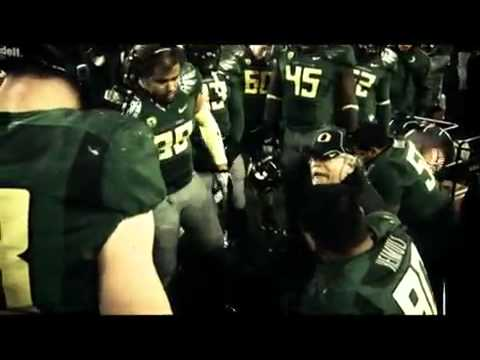Oregon Ducks Football Highlights 2010