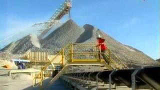 Намибия. Добыча урана.