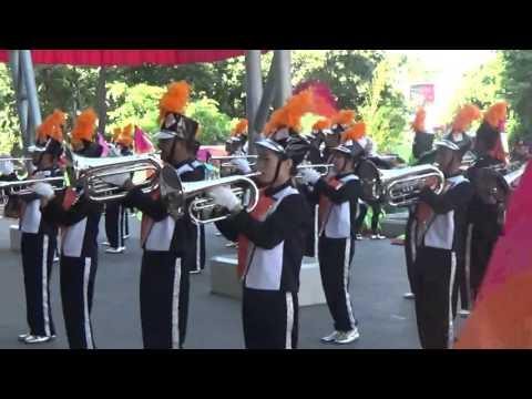 Marching band ppgt pgsd Universitas Negeri Makassar