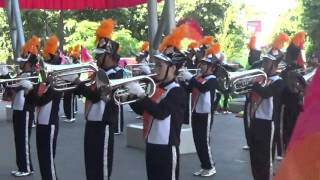 Marching band ppgt pgsd Universitas Negeri Makassar