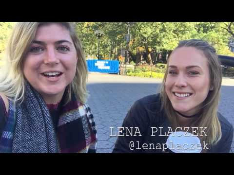 COFFEE CONVERSATIONS: Lena and Living in NYC