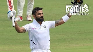 Kohli scores seventh double-century in Tests