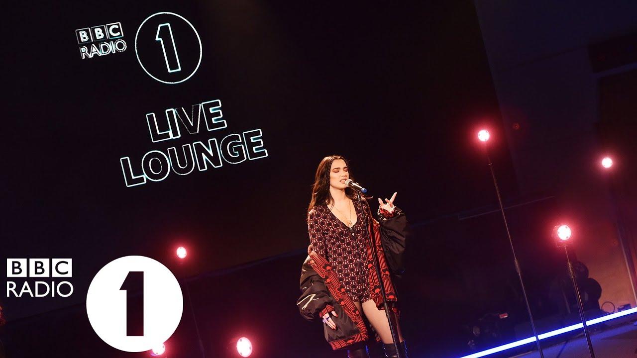 Dua Lipa Eugene Arlo Parks In The Live Lounge Youtube
