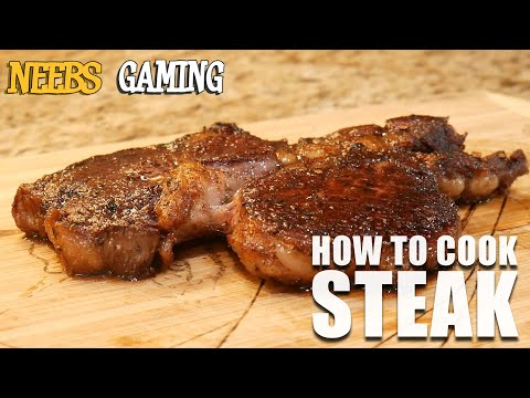 How to Cook a Steak: Easy Recipe