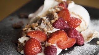 Supersnel koken met Culy: Eton Mess
