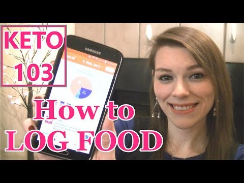 keto-101:-how-to-log-your-food