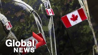 Canadian Forces declared