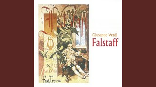 "Falstaff, Act I: ""L"