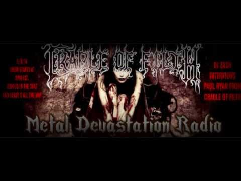 Cradle Of Filth - 2014 Interview - Metal Devastation Radio