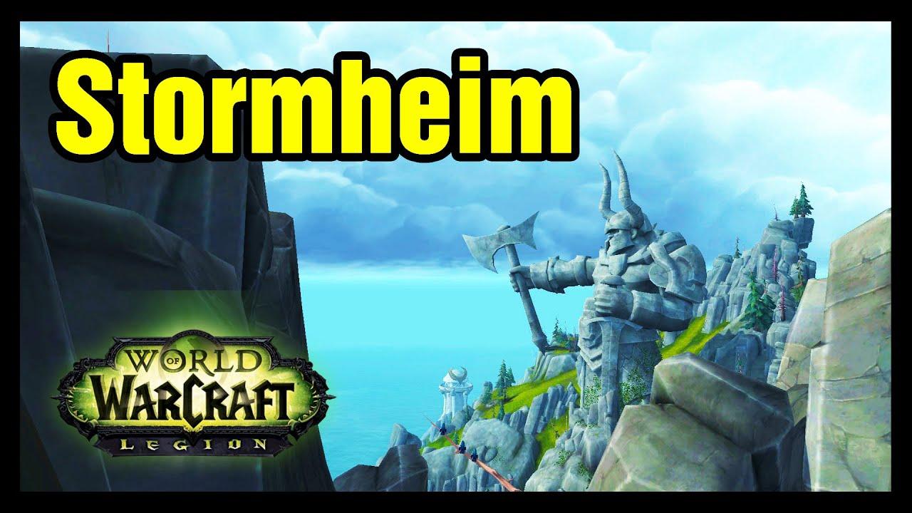 A Gift for Greymane Quest WoW Legion - YouTube
