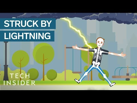 What Happens When You're Struck By Lightning? | The Human Body