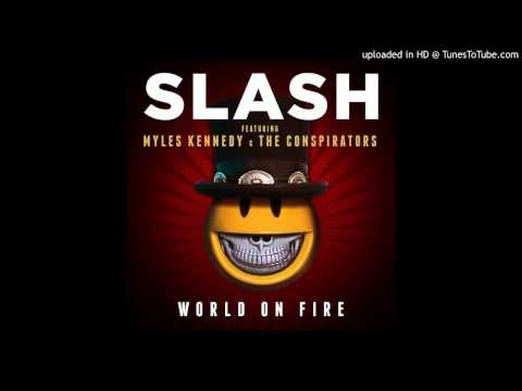 "Slash – ""Battleground"" (SMKC) [HD] (Lyrics)"