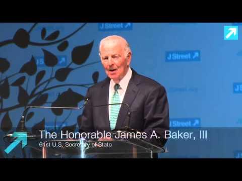 Former Secretary of States James Baker III