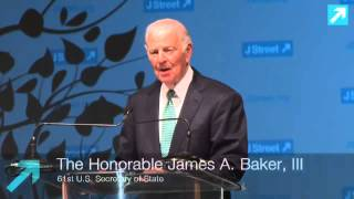 Former Secretary of States James Baker III